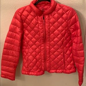 Hot Pink Down Jacket ❄️